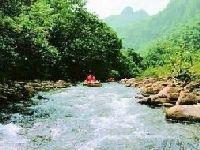 龙游峡谷漂流开放时间