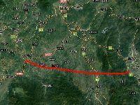 黄长高速,起于郴州市宜章县黄沙镇,终