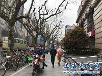 4月7日上海天气预报:阴有阵雨 下午阴转