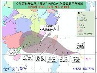 2017年第13号台风天鸽路径图一览