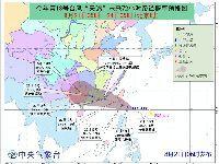 13号台风天鸽即将登陆中国 国内多地迎明