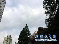 8月22日上海天气预报:多云到阴有阵雨 最
