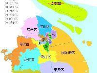上海16个区最新行政区划名称表公布 各有