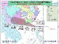 13号台风天鸽登陆地点:23日广东惠东到阳