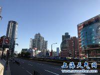 8月28日上海天气预报:今天七夕晴到多云