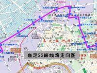 嘉定菊园与新成路地区将新辟公交嘉定22