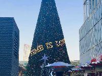一场致爱冬旅 静安嘉里中心开启独嘉圣诞