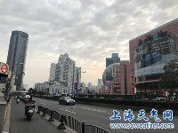 12月20日上海天气预报  阴有雨最高14度