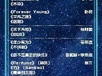 2019江苏卫视跨年演唱会节目单一栏