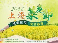 2018上海庄行菜花节最佳观赏期:3月25日
