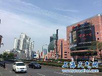 5月15日上海天气预报:多云午后分散性雷