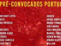 2018世界杯葡萄牙队阵容公布: 葡萄牙世