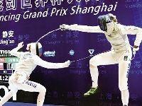 2018花剑世界杯决赛在上海商场举行 方便