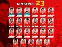 2018世界杯西班牙23人大名单公布 皇马巴