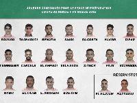 2018世界杯摩洛哥23人大名单