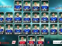 2018世界杯冰岛23人大名单