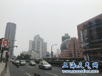 5月30日上海天气预报:阴到多云有时阵雨