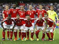 2018世界杯瑞士队23人大名单