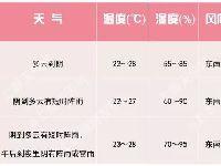 2018上海高考天气预报:气温平稳 平均2