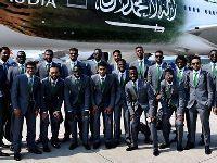 2018世界杯沙特队全家福照片欣赏