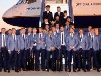 2018世界杯冰岛队全家福合照欣赏