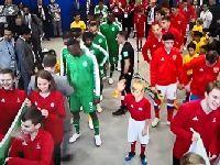 世界杯俄罗斯5-0沙特 创揭幕战历史最大