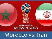 世界杯摩洛哥vs伊朗比分预测+首发阵容+