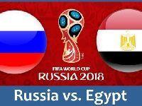 世界杯俄罗斯vs埃及比分预测+首发阵容+
