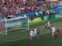 世界杯葡萄牙1:0摩洛哥赢得首胜 摩洛哥