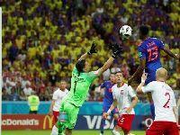 世界杯哥伦比亚3:0波兰 J罗2球助攻有望