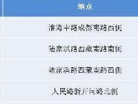 上海75处电子警察点位公布 24小时抓拍行