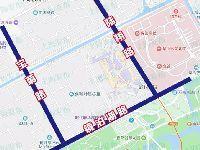 2019上海樱花节 宝山这条道路将实施将临