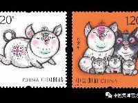 2019年中国邮政邮票发行计划正式版公布