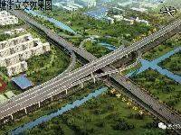 苏州中环快速路园区段规划(图)