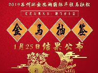 2019环金鸡湖国际半程马拉松半马项目抽