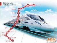 赣深高铁深圳段施工正快速推进 深圳北动