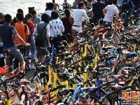 深圳湾公园周末、节假日自行车禁入 踩单