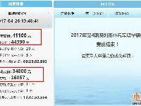 2017年第4期深圳车牌竞价结果 个人均价
