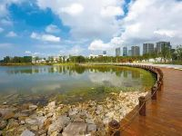 福田红树林将建国际植物学大会纪念园 启