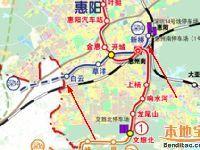 深圳地铁14号线惠州段(开工开通+线路图