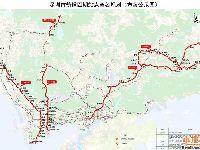 深圳地铁四期线路站名规划公布 快看看有