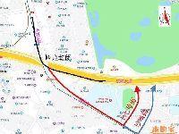 深圳这条路要施工6个月 经常走这里的快