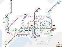 2018深圳地铁最新首末班时间表、如厕指