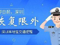 深圳正式恢复外地车限行政策 这三种方法