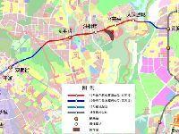 深圳地铁10号线东延段拟在东莞设4站 有