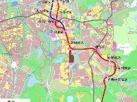 深圳地铁13号线北延段规划(线路图+站点