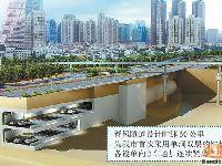 深圳春风隧道工程规划作用+设计方案+最