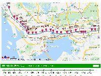 深圳地铁1号线时间表+线路图