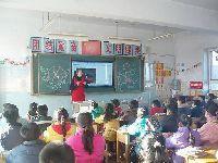 第二十三小学开展戒烟主题班会活动