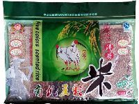 有机五彩米 纯天然五种颜色 朱鹮产地珍